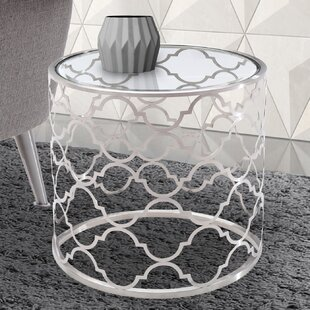 Lytham St Annes End Table by House of Hampton