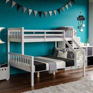 Milan Tripple Sleeper Bunk Bed By Harriet Bee