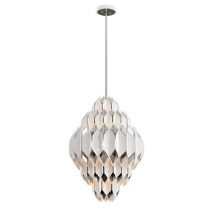 Corbett Lighting Haiku 9-Light Pendant
