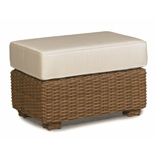 Monaco Ottoman With Cushion by ElanaMar Designs