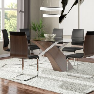 Tobiah 7 Piece Dining Set by Wade Logan