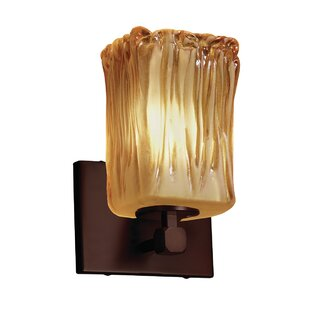 Kelli 1-Light LED Armed Sconce by Darby Home Co