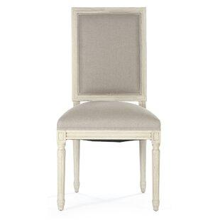 Zentique Louis Side Chair