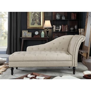 Affordable Price Deedee Chaise Lounge by Darby Home Co Reviews (2019) & Buyer's Guide