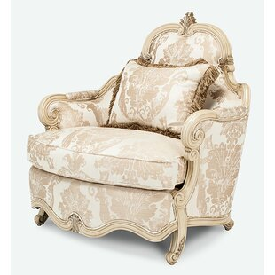 Platine De Royale Chair and a Half