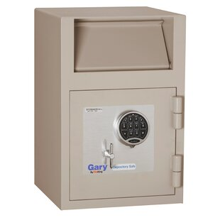 FireKing Gary Front Loading Depository Safe with Electronic Lock