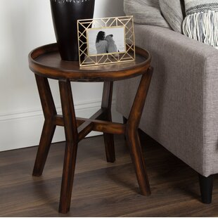 Madisyn Wood Accent End Table