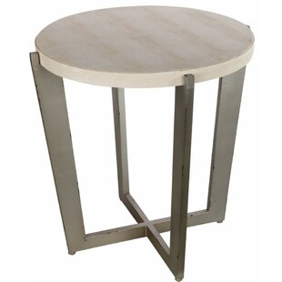 Victoria End Table by Orren Ellis