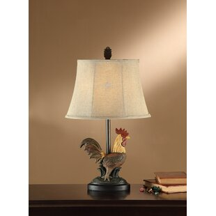Giannini Rooster Base 24 Table Lamp (Set of 2)