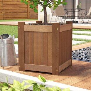 Ramsel Wood Planter Box By Freeport Park