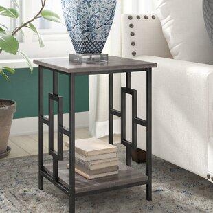 Baksh Side End Table