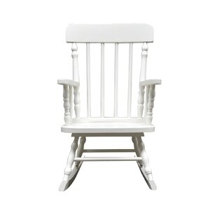 white wooden rocking chair. Save White Wooden Rocking Chair