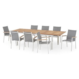Katerina 8 Seater Dining Set By Sol 72 Outdoor