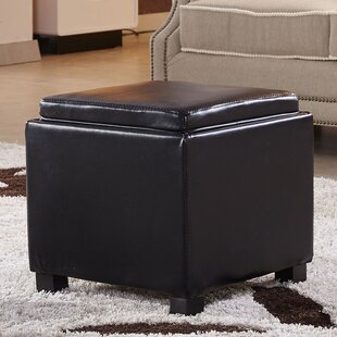 Online Reviews Storage Ottoman By Latitude Run