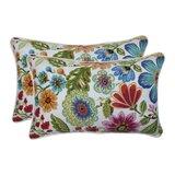 Chamberlin Indoor/Outdoor Lumbar Pillow (Set of 2)