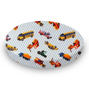 Compare & Buy Vehicles Fitted Crib Sheet BySheetworld
