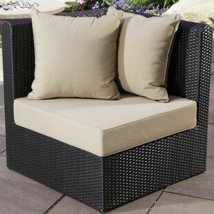 Madbury Road Capri Corner Chair with Cush..