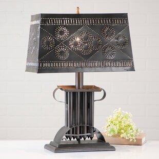 Ordinaire Punched Tin Lamp | Wayfair