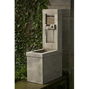 Campania International Concrete Lucas Fountain