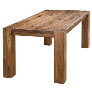 Pelton Dining Table Bungalow Rose