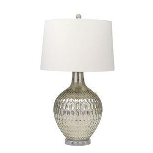 Laoise Mercury Glass 30 Table Lamp