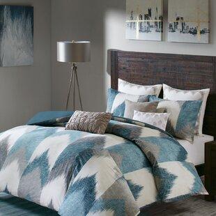 Mercury Row Mcshan 3 Piece Comforter Set
