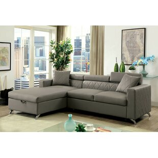 Darion Sleeper Sectional