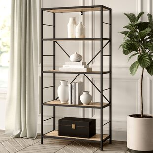 Macon Etagere Bookcase by Grey..