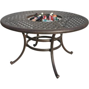 Mckinney Metal Dining Table by Astoria Gr..