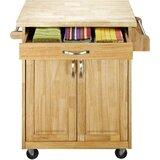 Verdel Kitchen Cart by Red Barrel Studio®