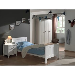 Lewis 3 Piece Bedroom Set by Vipack