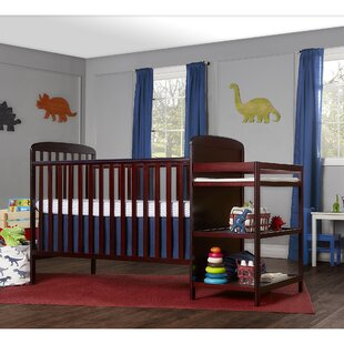 Baby Crib And Changing Table | Wayfair