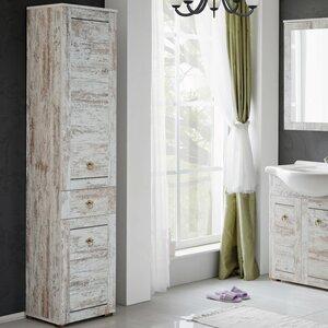 40 x 185 cm Badschrank Fraser Island von Belfry Bathroom