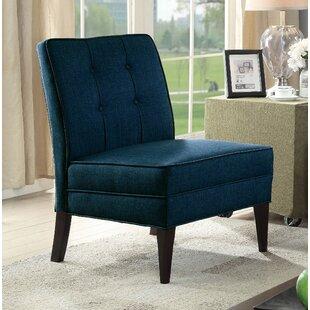 Gracie Oaks Ballyrashane Slipper Chair