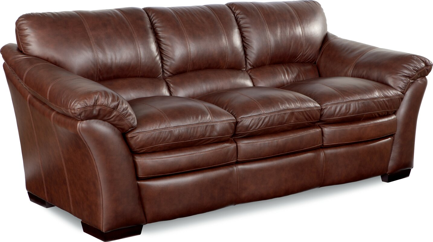 Etonnant Burton Leather Sofa