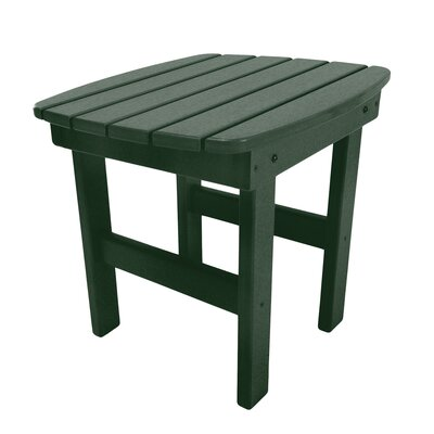 Trang Plastic/Resin Side Table by Highland Dunes Great price
