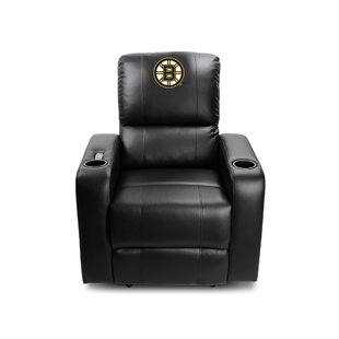 NHL Power Recliner Home Theater Individual Seating