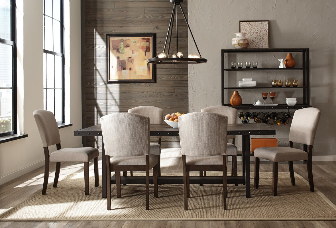 ... You Might Also Like Cathie 7 Piece Dining Set For $1,369.99