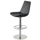Shinkle Piston Adjustable Height Swivel Bar Stool by Brayden Studio®
