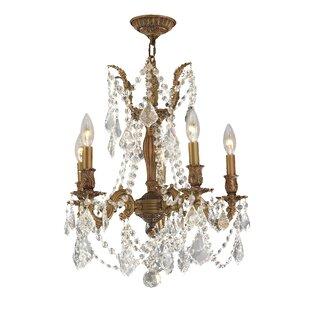 Astoria Grand Radtke Traditional 5-Light ..