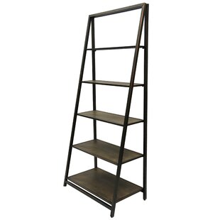 Laurel Foundry Modern Farmhouse Walcott Ladder Bookcase
