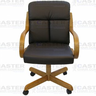 Franklin Arm Chair by Caster Chair Company