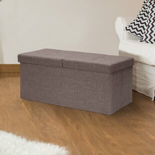 Zena Storage Ottoman by Zipcode Design