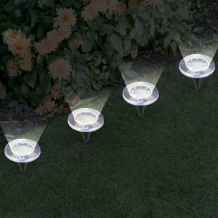 Oak Hill Pathway Light Set (Set Of 4) By Sol 72 Outdoor