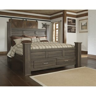 Storage Panel Bed by Loon ..