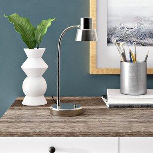 Carrizal 14 Desk Lamp by Symple Stuff