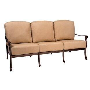 Woodard Casa Sofa with Cushions