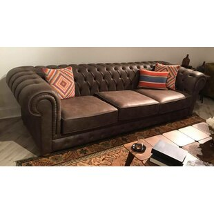 Darby Home Co Aurelia Chesterfield Loveseat