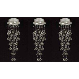 Antoninus 3-Light Crystal ..