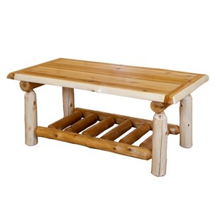 Glenview Cedar Coffee Table